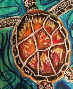 Jeremy Raglin Sea Turtle